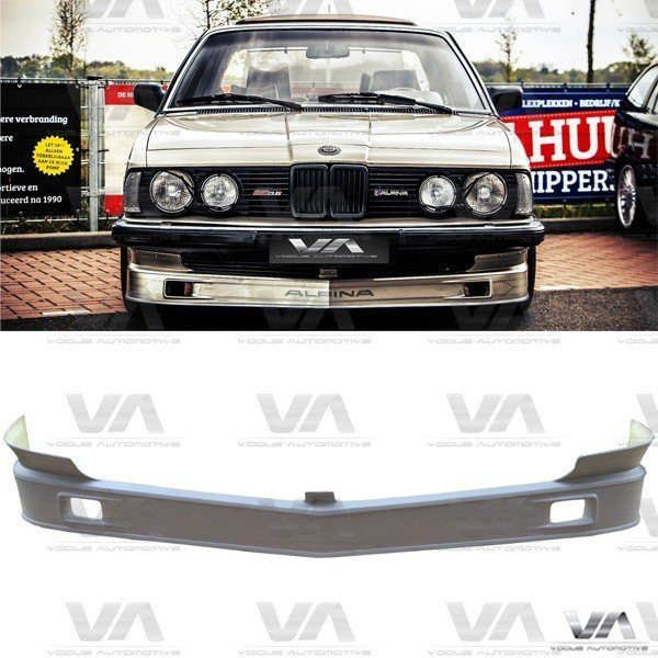 BMW 7 Series E23 Front Splitter
