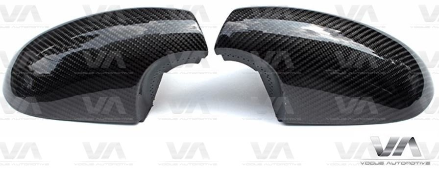 BMW 3 Series E90 E92 E93 M3 CARBON FIBER Replacement Mirror Covers