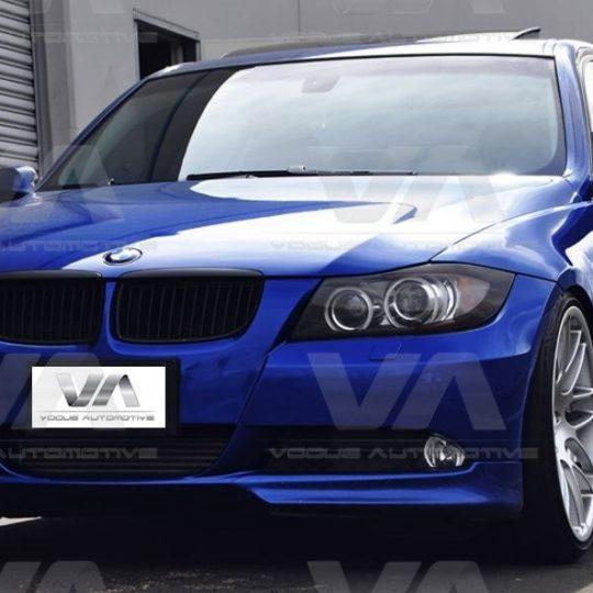 BMW 3 SERIES E90 E91 PRE LCI SE FRONT BUMPER CORNER SPLITTERS