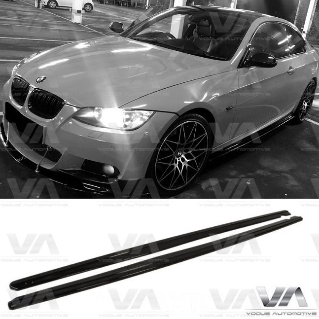 BMW 3 Series E92 E93 M3 Side Skirts