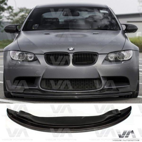 BMW 3 Series E90 E92 E93 M3 GTS Style CARBON FIBER Front Splitter