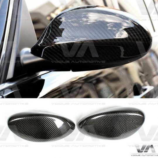 BMW 3 Series E92 E93 CARBON FIBER Mirror Covers