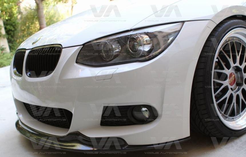 BMW 3 Series E92 E93 LCI M Sport CARBON FIBER Front Splitter