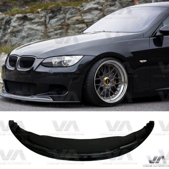 BMW 3 SERIES E92 E93 PRE LCI AK FRONT BUMPER LIP FRP