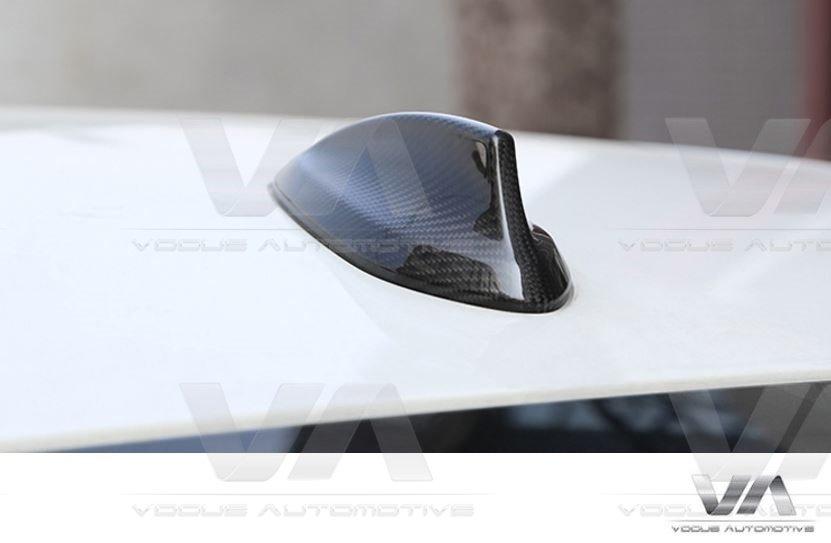 BMW 5 X5 X6 E70 E71 F10 F01 F02 CARBON FIBER Antenna Fin