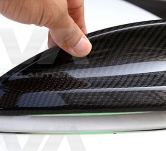 BMW 2 3 4 SERIES F22 F23 F87 F30 F31 F32 F34 F35 F80 CARBON SHARK FIN ANTENNA