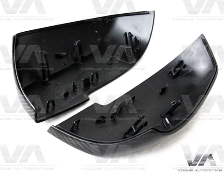 BMW F20 F21 F30 F31 F32 F33 E84 Replacement CARBON FIBER Mirror Covers