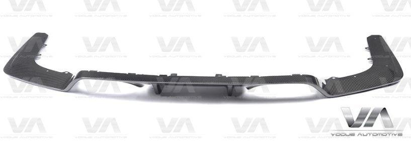 BMW M3 M4 F80 F82 F83 3D Style CARBON FIBER Rear Diffuser