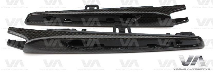 BMW M3 M4 F80 F82 F83 CARBON FIBER Side Vents Fender Trims