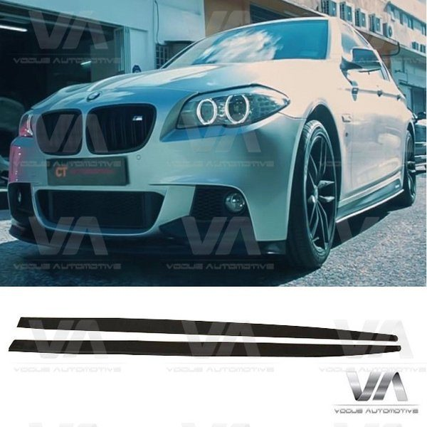 BMW 5 SERIES F10 F11 ABS SIDE SKIRTS