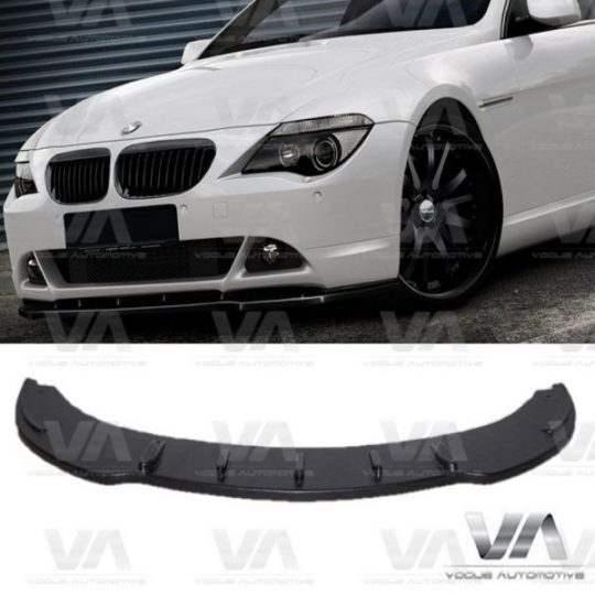 BMW 6 Series E63 E64 Front Splitter