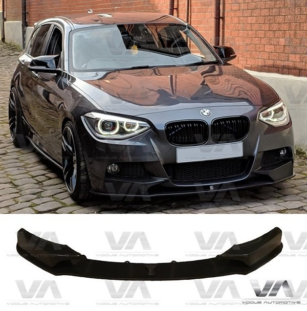 BMW 1 Series F20 F21 M Sport PERFORMANCE Style Front Splitter