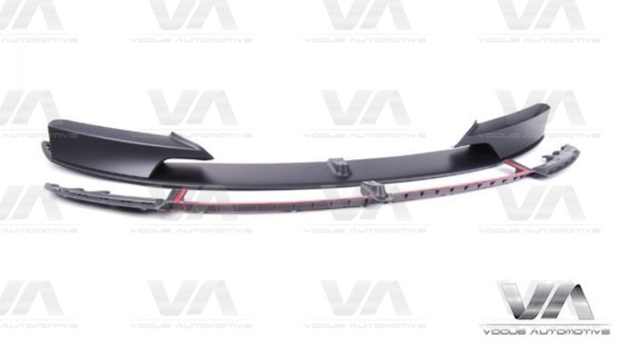 BMW 3 Series F30 F31 M Sport PERFORMANCE Style Front Splitter
