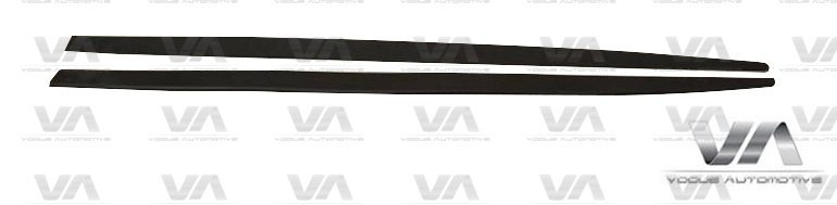 BMW 3 Series F30 F31 PERFORMANCE Style Side Skirts