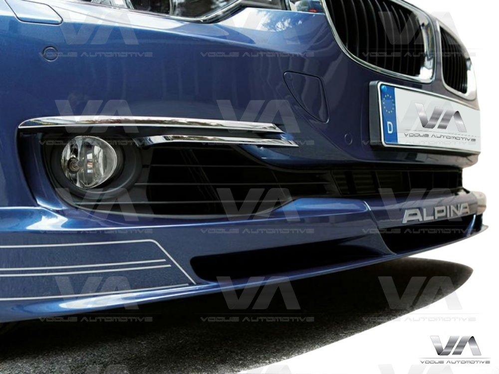 BMW 3 Series F30 F31 ALPINA Front Splitter