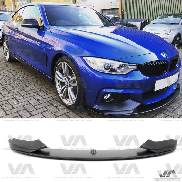 BMW 4 Series F32 F33 F36 M Sport PERFORMANCE Front Splitter