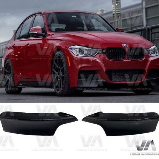 BMW 3 Series F30 F31 M Sport Front Corner Splitters