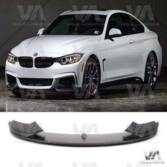 BMW 4 Series F32 F33 F36 M Sport PERFORMANCE Front Splitter