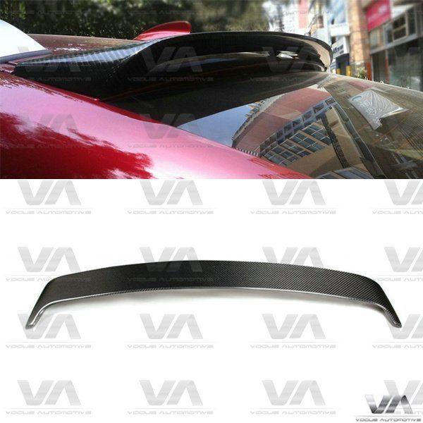 BMW X Series E71 X6 CARBON FIBER Roof Spoiler