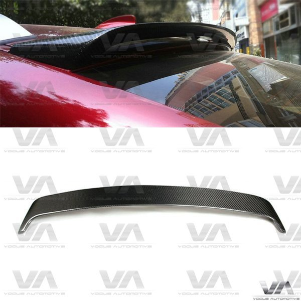 BMW X Series E71 X6 CARBON FIBER Roof Spoiler
