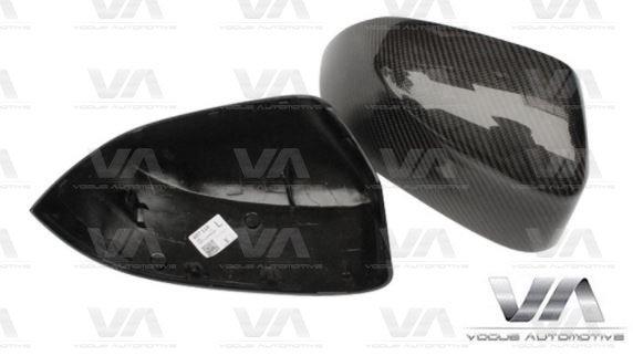BMW X Series X3 F25 X4 F26 X5 F15 X6 F16 Replacement CARBON FIBER Mirror Covers