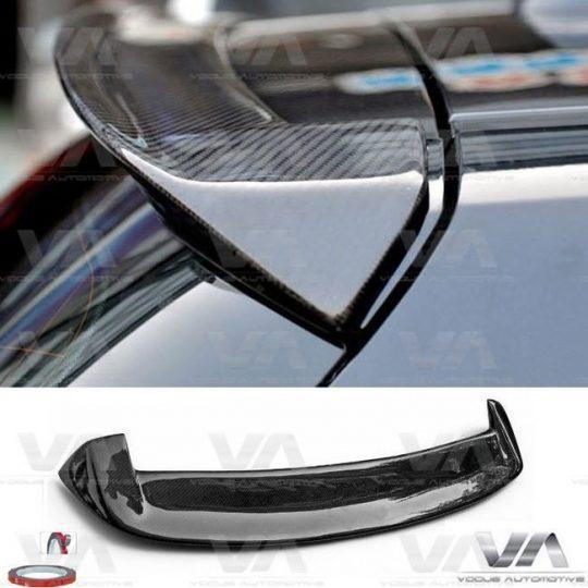 BMW 1 Series F20 F21 3D Style PRE LCI CARBON FIBER Roof Spoiler