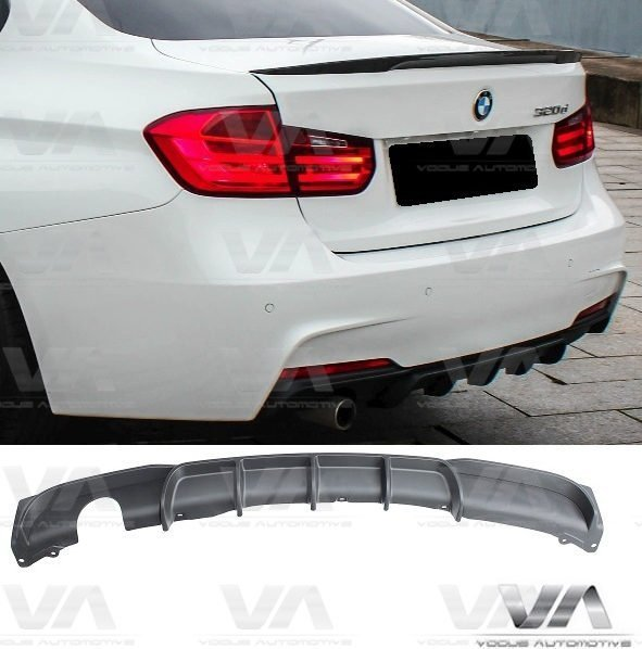Bmw F01: BMW 3 SERIES F30 F31 M SPORT PERFORMANCE SINGLE EXHAUST