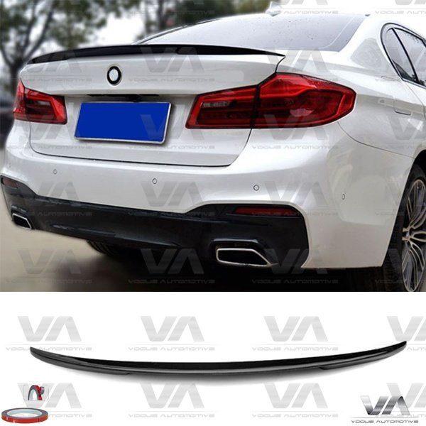 BMW 5 Series G30 M5 PERFORMANCE Style CARBON FIBER Boot Spoiler