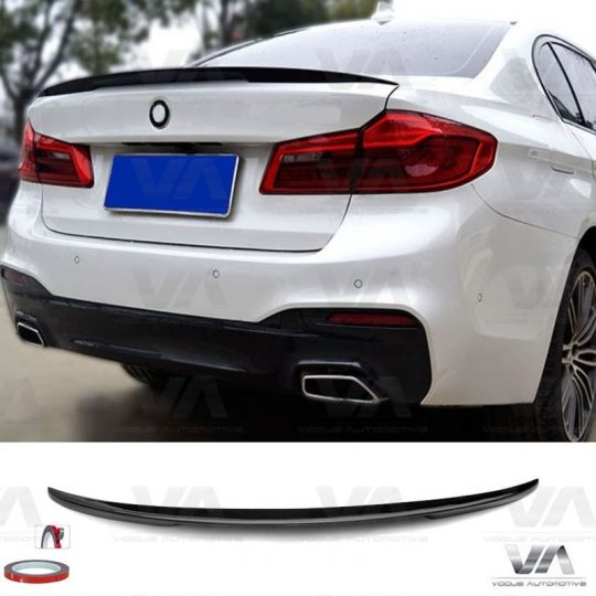 BMW 5 SERIES G30 M5 PERFORMANCE CARBON FIBER BOOT SPOILER