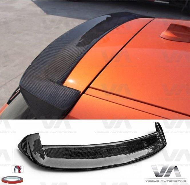 BMW 1 Series F20 F21 3D Style LCI CARBON FIBER Roof Spoiler