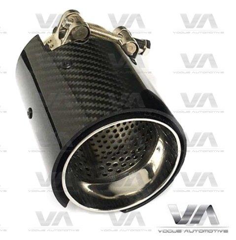 BMW F20 F21 F22 F23 F30 F31 F32 F33 CARBON FIBER Exhaust Tip