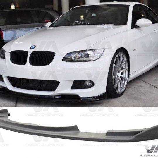 BMW 3 SERIES E92 E93 M SPORT PRE LCI FRONT BUMPER LIP SPOILER SPLITTER
