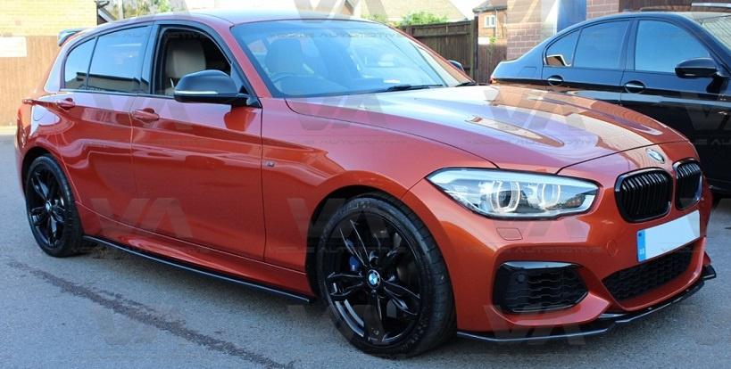 BMW 1 Series F20 F21 LCI M Sport Front Splitter