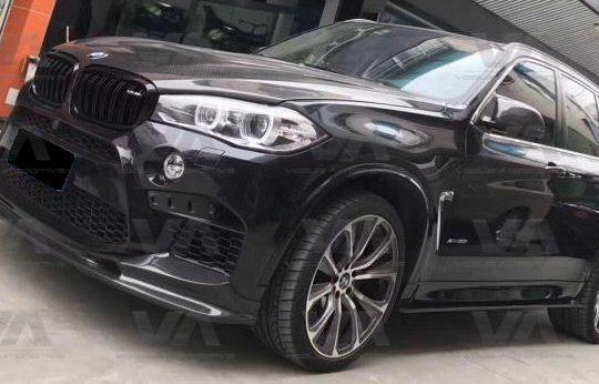 BMW X5M F85 REAL CARBON FIBER FULL BODY KIT
