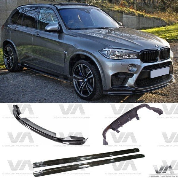 BMW X5M F85 CARBON FIBER Full Body Kit
