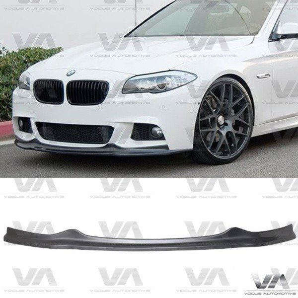 BMW 5 Series F10 F11 M Sport AK Style Front Splitter