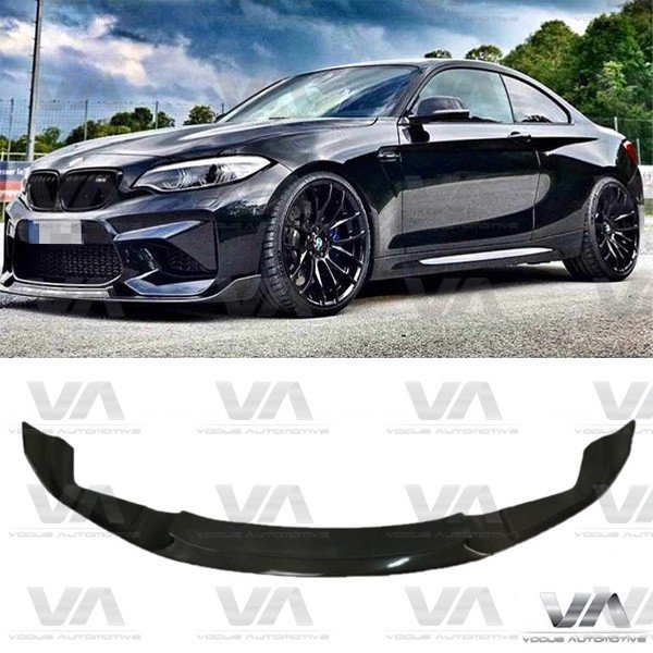 BMW M2 F87 Performance Style CARBON FIBER Front Splitter