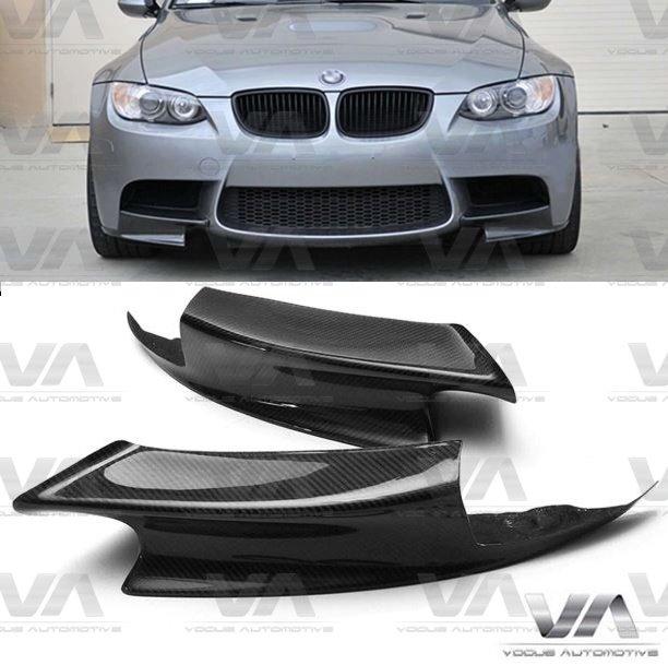 BMW M3 E90 E92 E93 CARBON FIBER Corner Splitters
