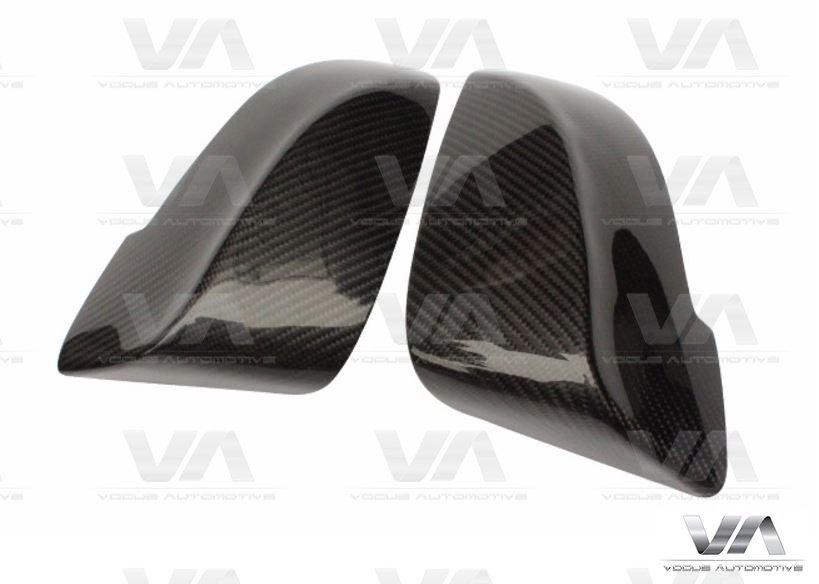 BMW 5 6 7 Series F10 F11 F06 F12 F13 F01 LCI Replacement CARBON FIBER Mirror Covers