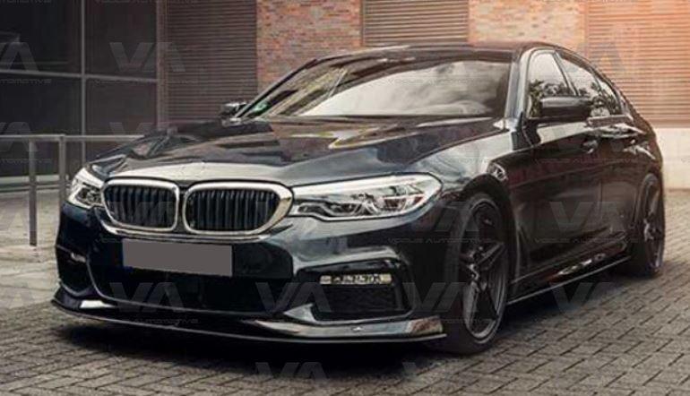 BMW 5 Series M Sport G30 G31 CARBON FIBER Front Splitter