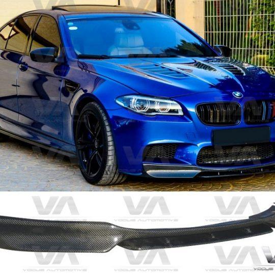 BMW M5 F10 CARBON FIBER VRS Style Front Splitter