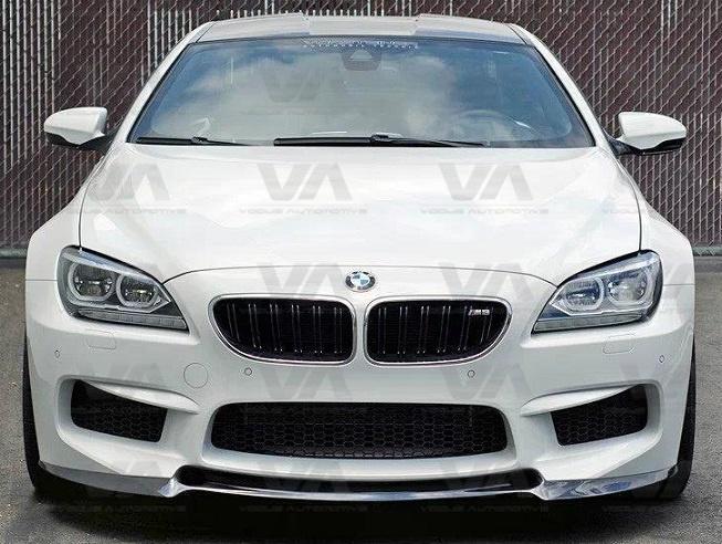 BMW M6 F06 F12 F13 CARBON FIBER VRS Style Front Splitter