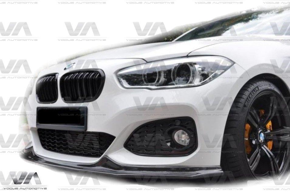 BMW 1 Series F20 F21 LCI M Sport AK Style Front Splitter