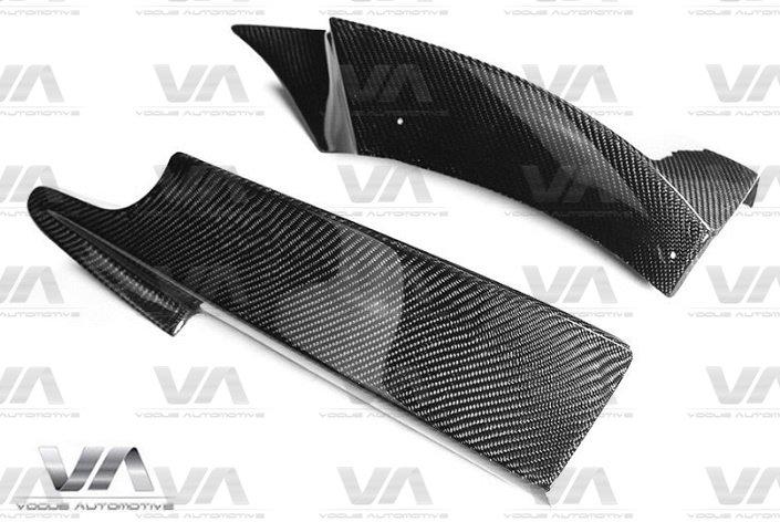 BMW 3 Series F34 GT M Sport CARBON FIBER Front Corner Splitters