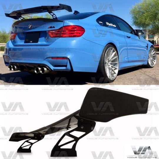 BMW M4 F82 CS Style CARBON FIBER Boot Spoiler