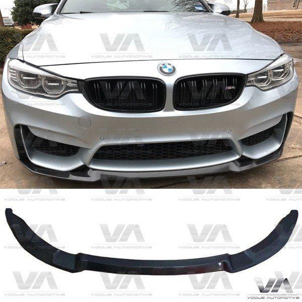 BMW M3 M4 F80 F82 F83 CS Style CARBON FIBER Front Splitter