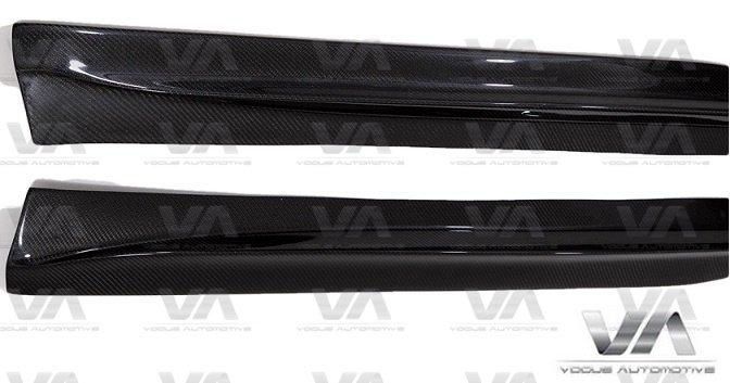 VA FXCFBMW M4 F82 F83 PSM Style CARBON FIBER Side Skirts