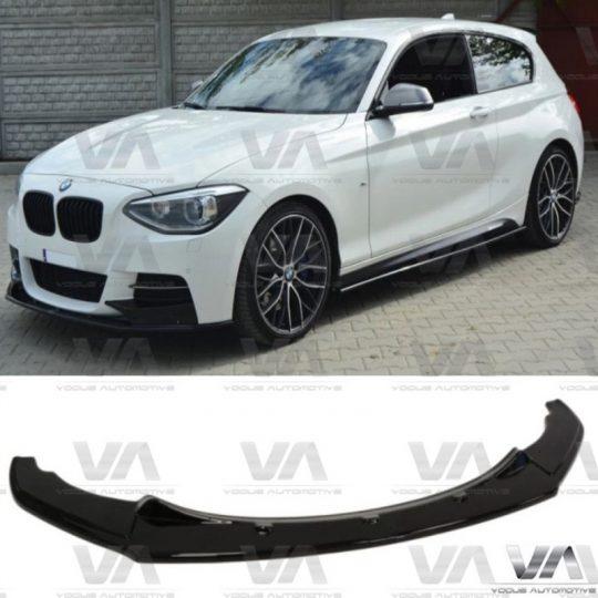 BMW 1 Series F20 F21 M Sport Front Splitter