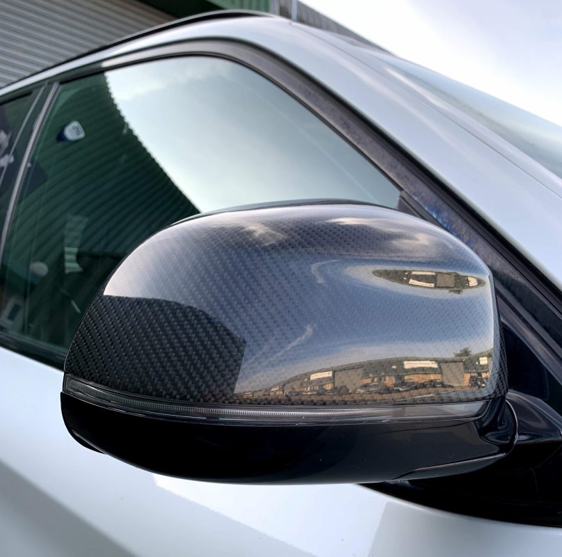 BMW F15 CARBON FIBER Mirror Covers
