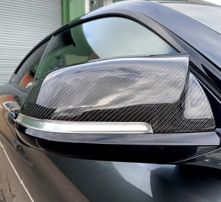 BMW F32 CARBON FIBER Mirror Covers